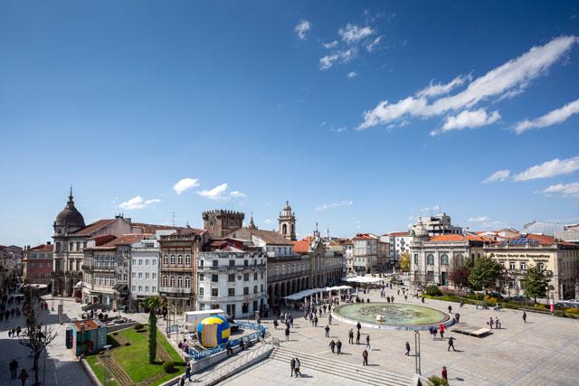 Welcome Braga